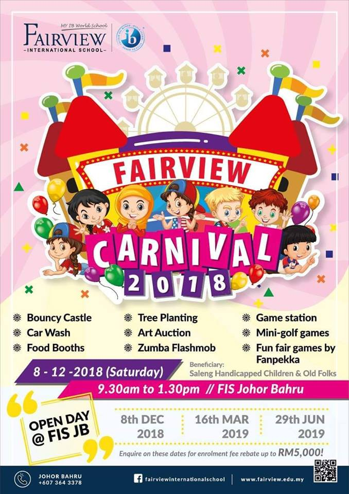 fairview carnival 2018