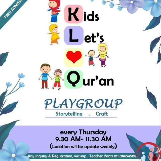 kids let quran