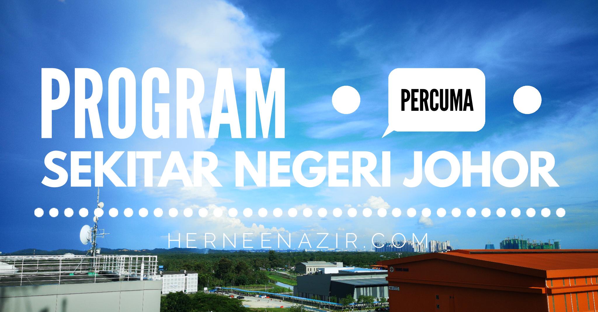 Program PERCUMA Sekitar Negeri Johor