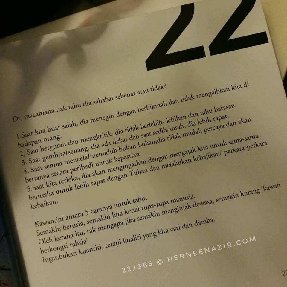 Motivasi | 22/365 by Dr. Anwar Fazal