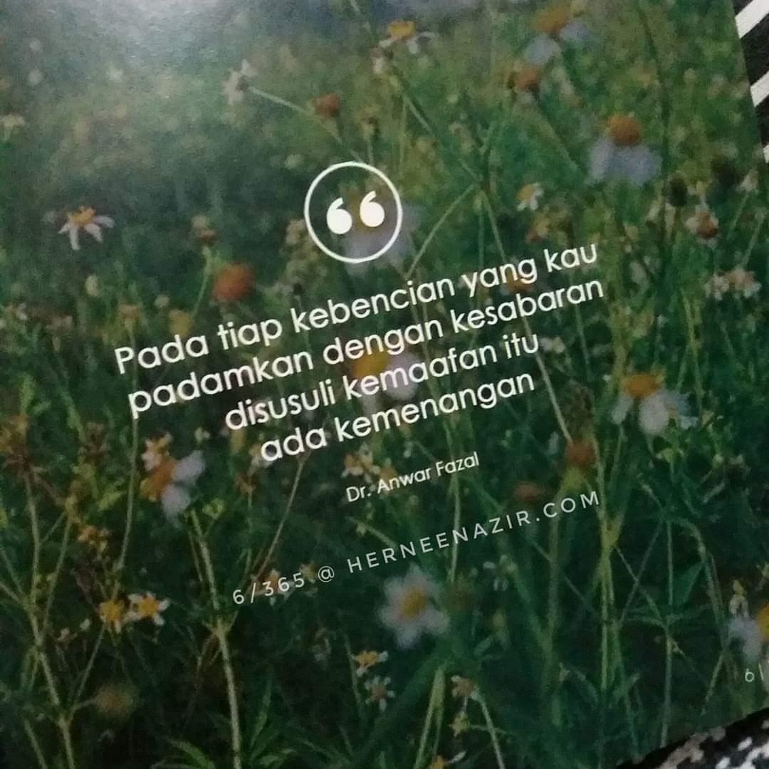 Motivasi | 6/365 by Dr. Anwar Fazal