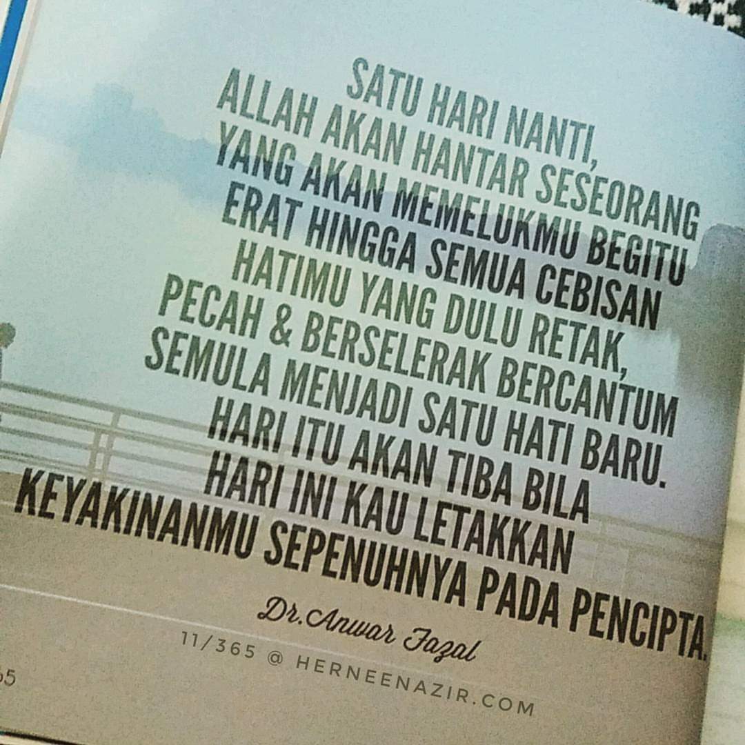Motivasi | 11/365 by Dr. Anwar Fazal