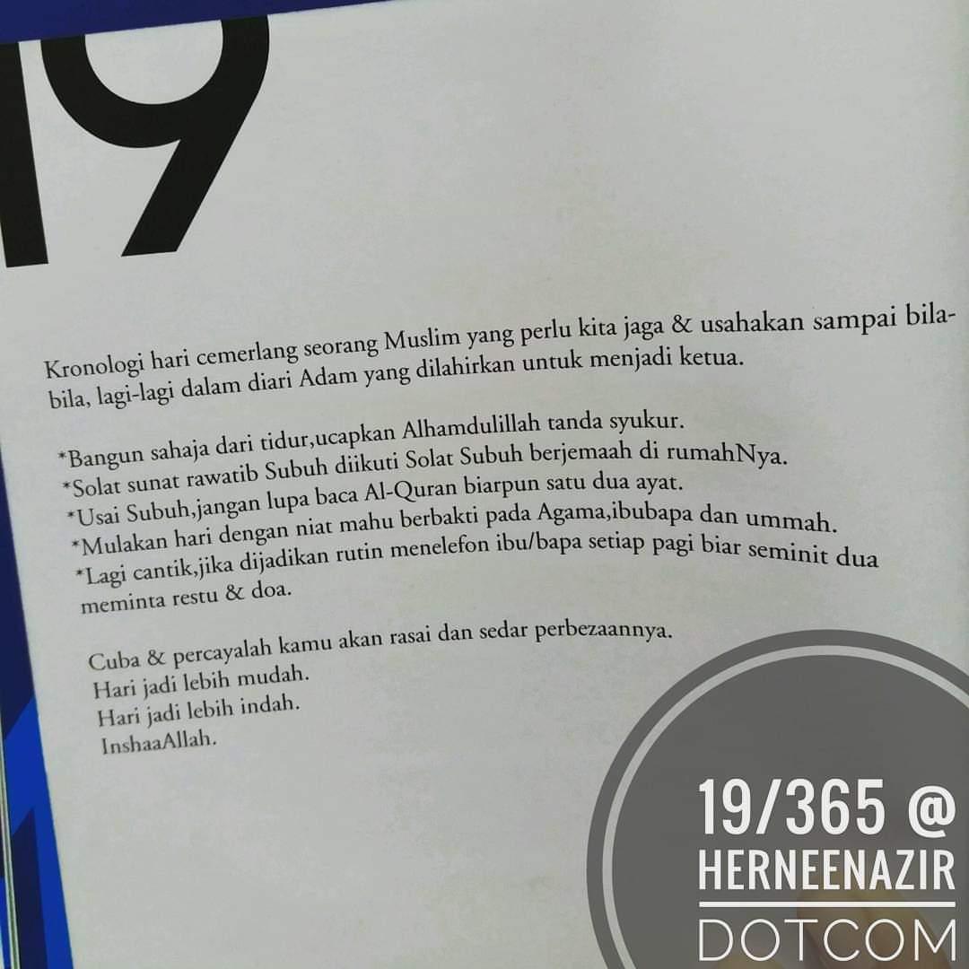 Motivasi | 19/365 by Dr. Anwar Fazal