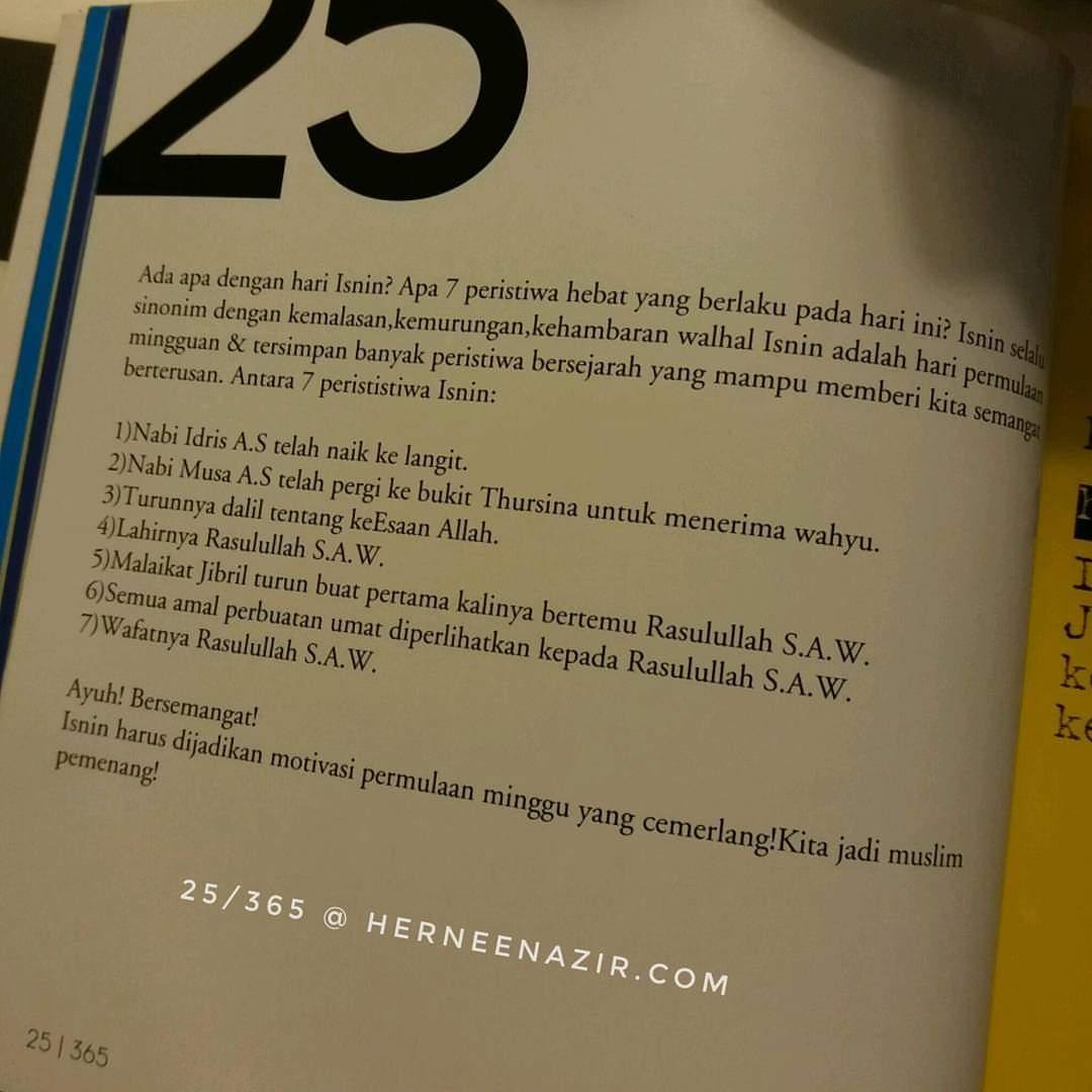 Motivasi | 25/365 by Dr. Anwar Fazal