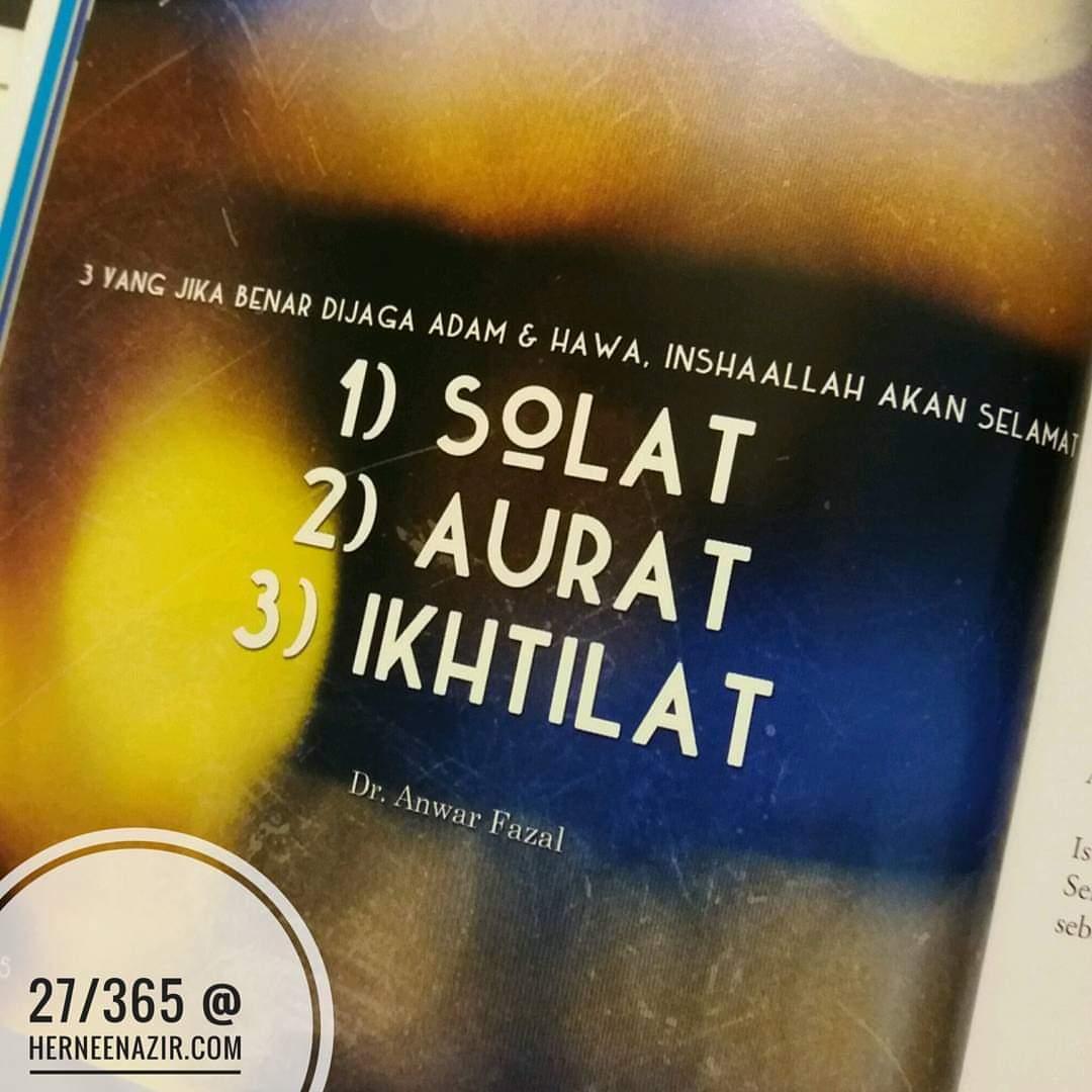 Motivasi | 27/365 by Dr. Anwar Fazal