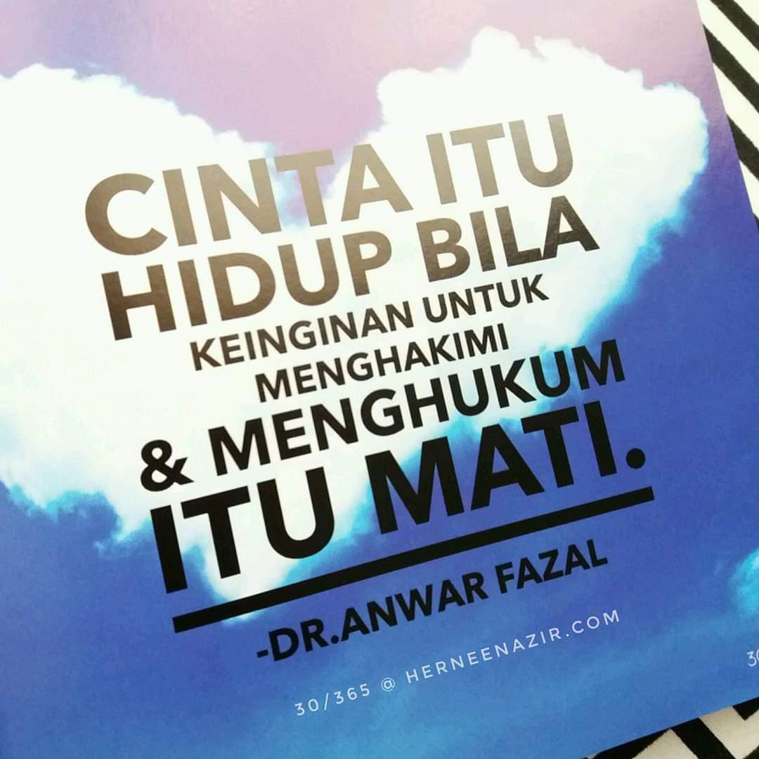 Motivasi | 30/365 by Dr. Anwar Fazal