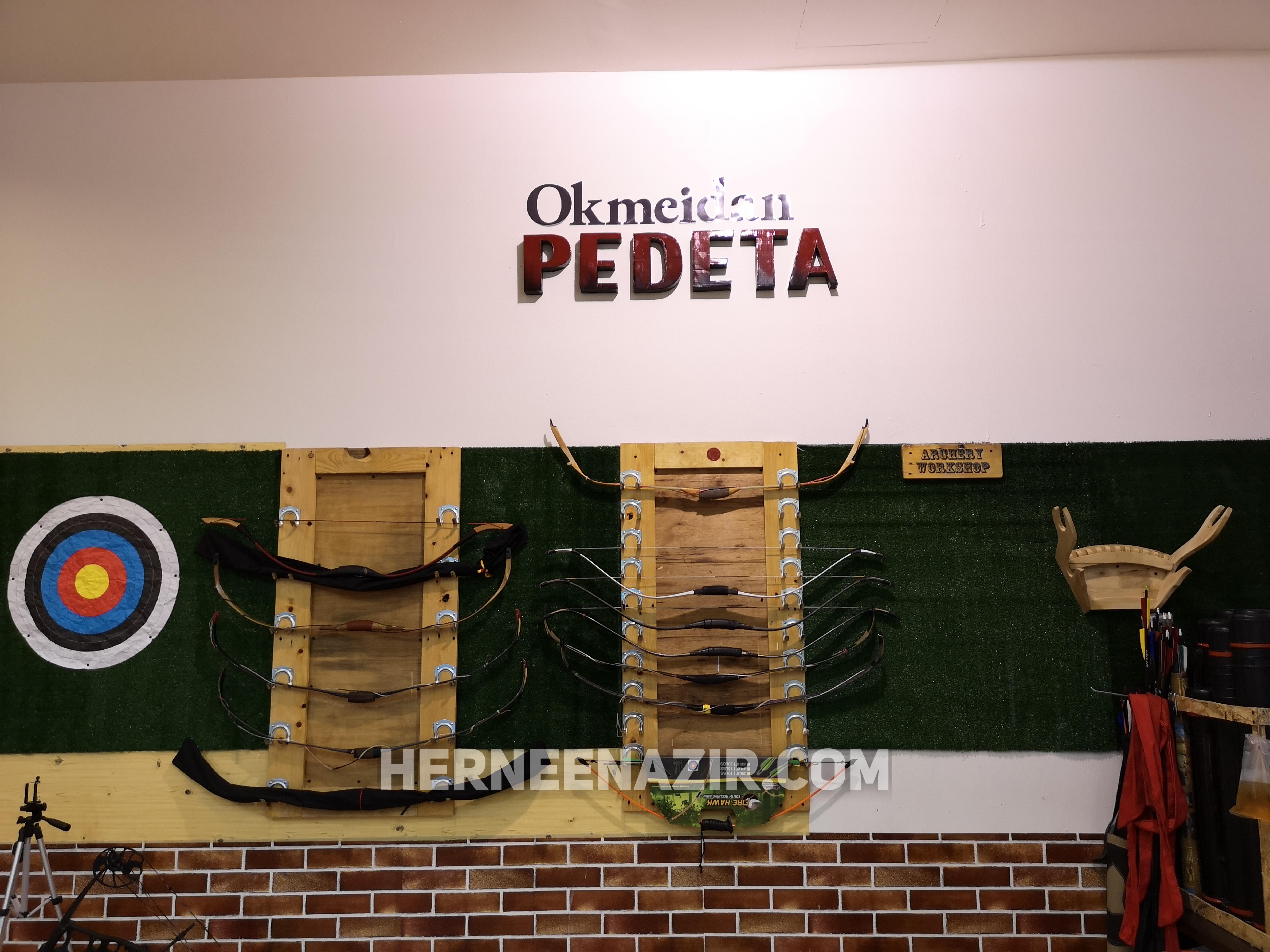 Kelas Memanah di PEDETA -Traditional Archery Academy