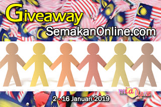 Giveaway SemakanOnline.com Di Mialiana.com