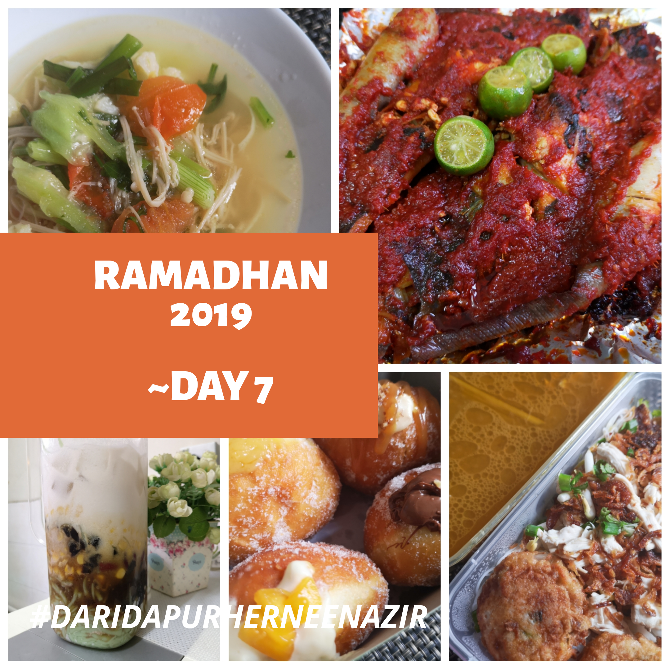 Ramadhan 2019 – Day 7
