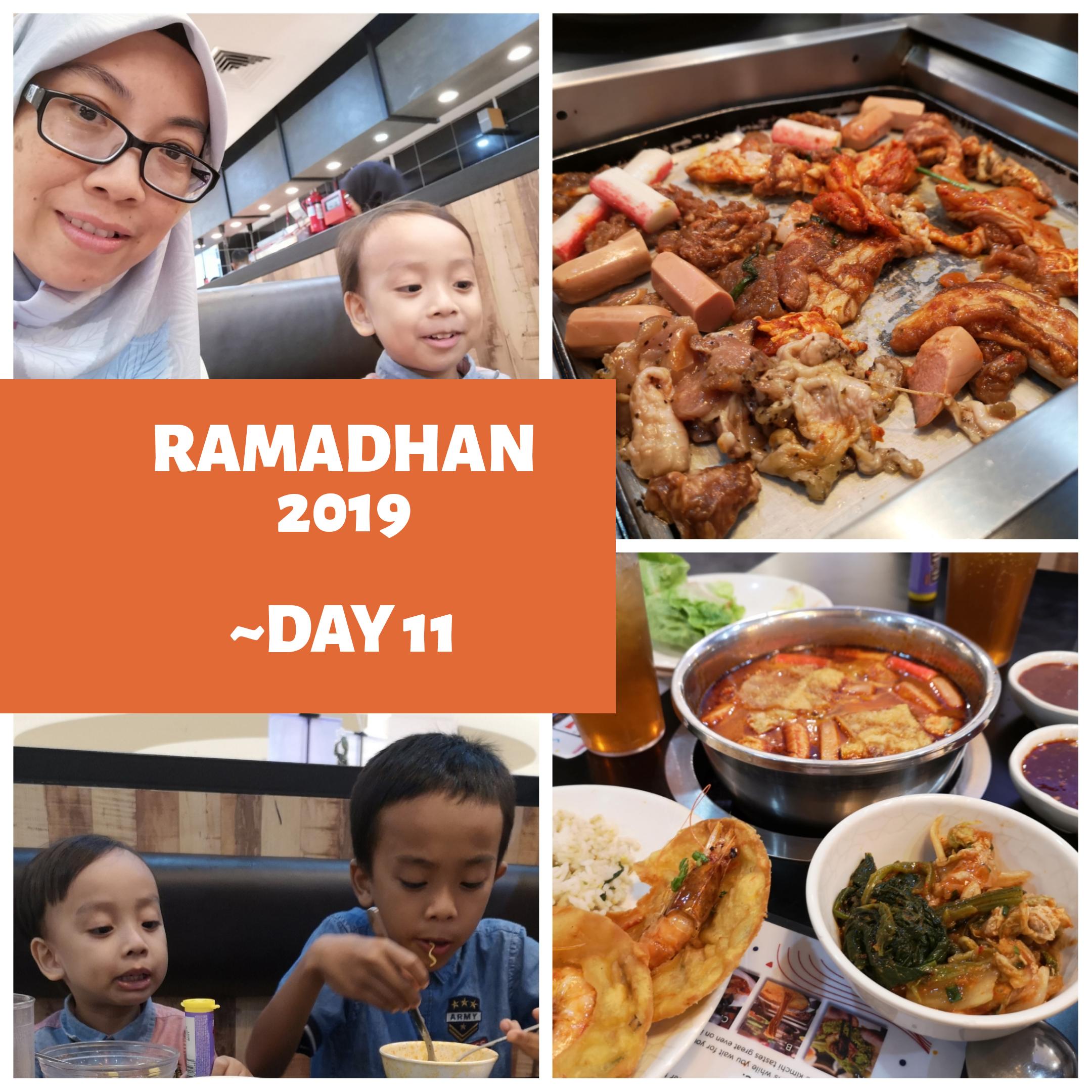 Ramadhan 2019 – Day 11