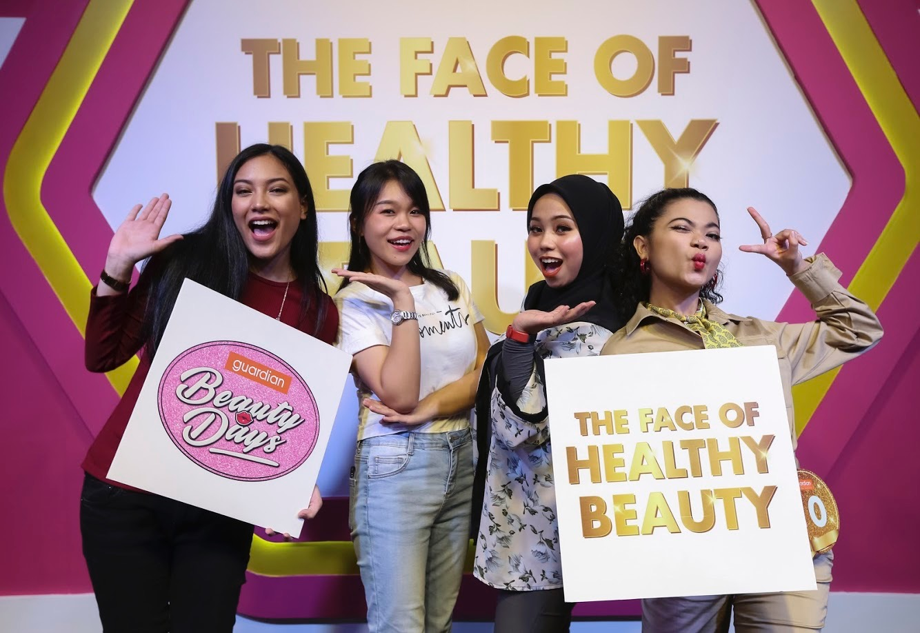 ARE YOU 'THE FACE OF HEALTHY BEAUTY'? First 4 finalists selected in the first Semi-Finals held in Johor Bahru