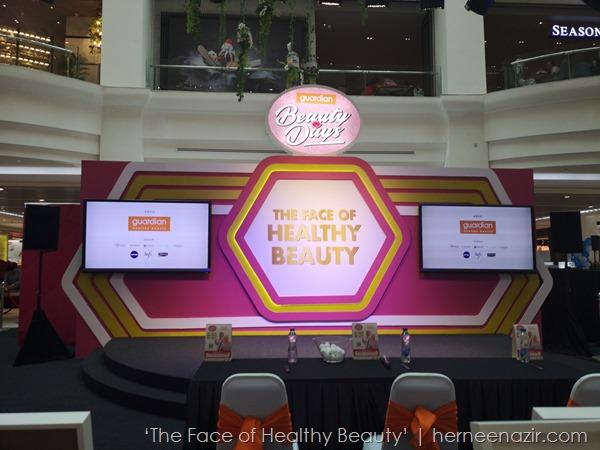 """Semi-final Pertama """"The Face of Healthy Beauty"""" di Johor Bahru"""