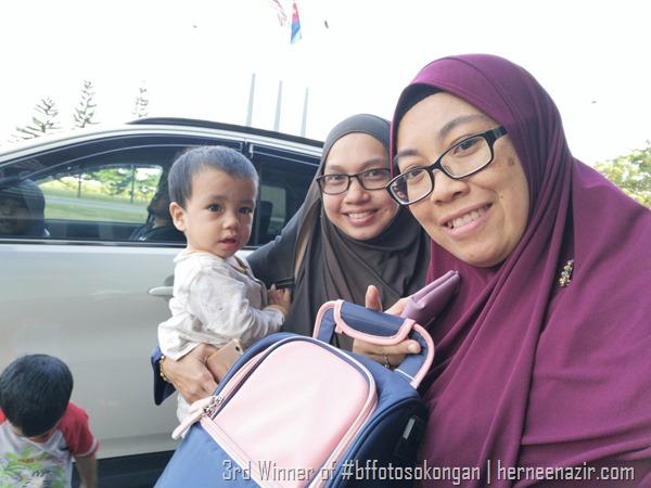 3rd Winner of #bffotosokongan Anjuran KSPSIJB