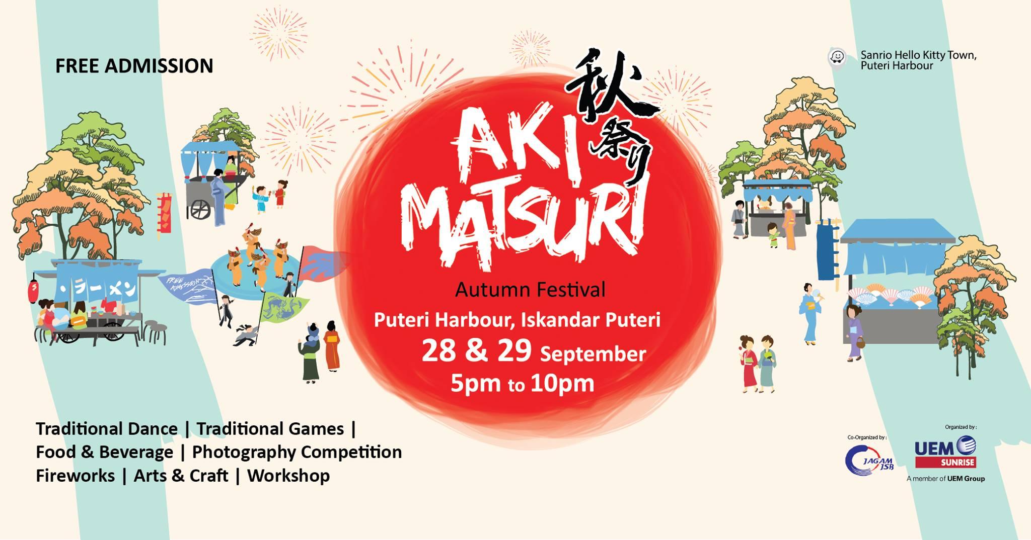 Aki Matsuri Autumn Festival 2019