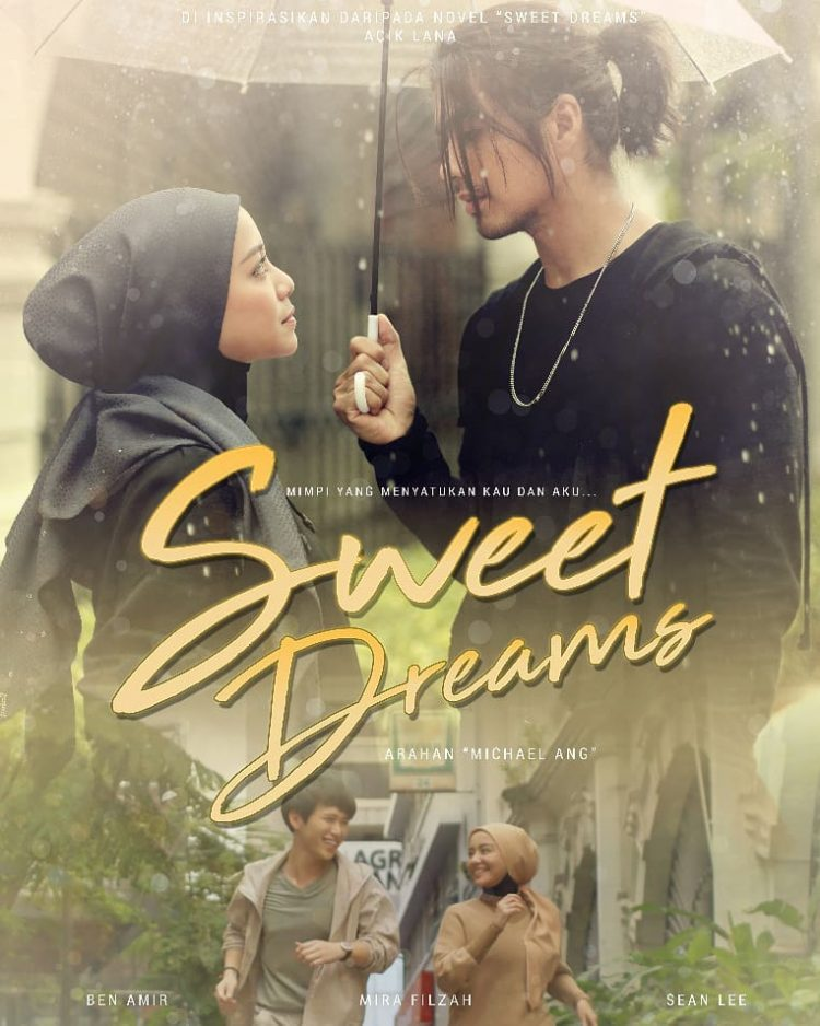 Senarai Lagu Tema (OST) Drama Sweet Dreams