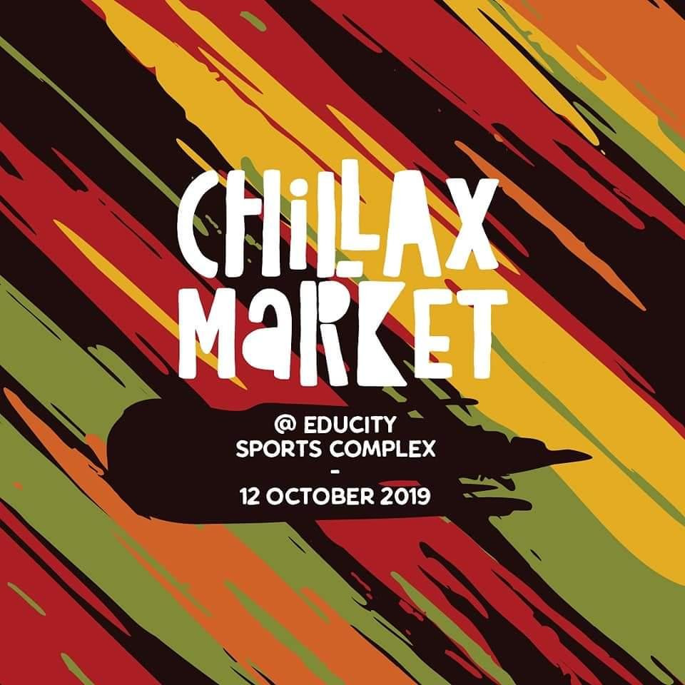 Chillax Market di EduCity Sports Complex – 12 October 2019