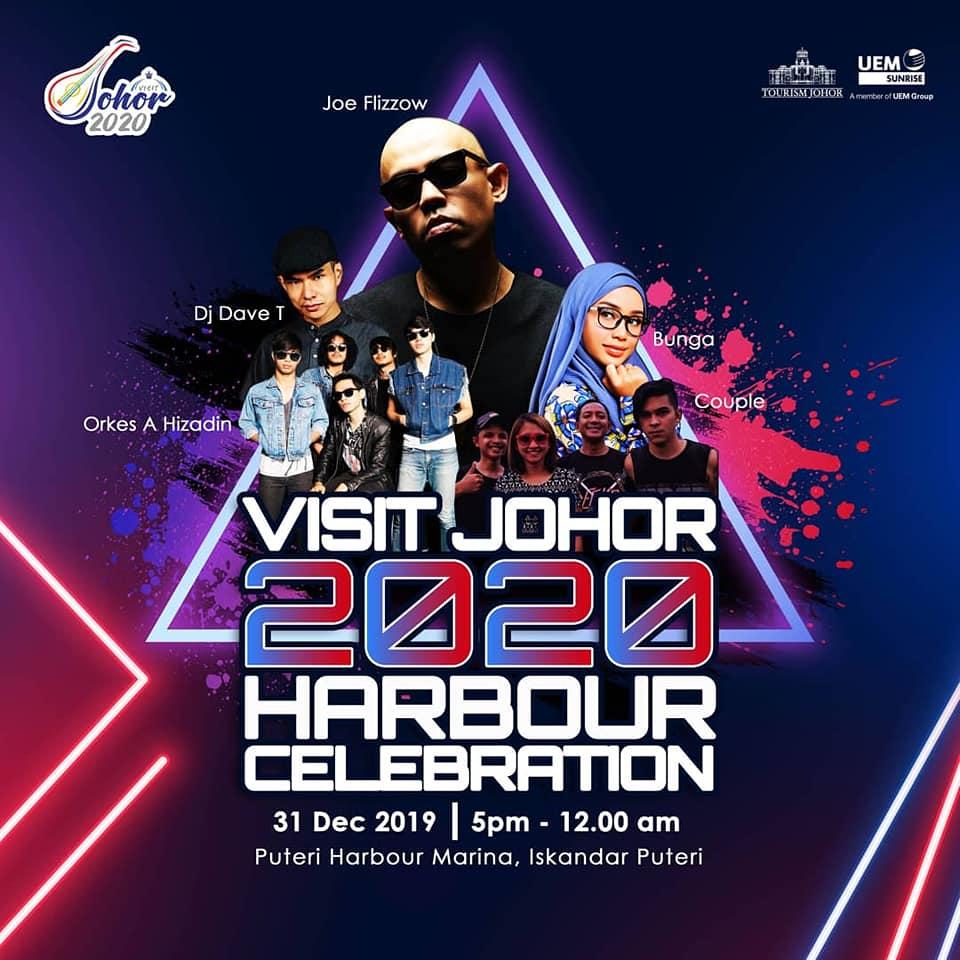 Visit Johor 2020 Harbour Celebration