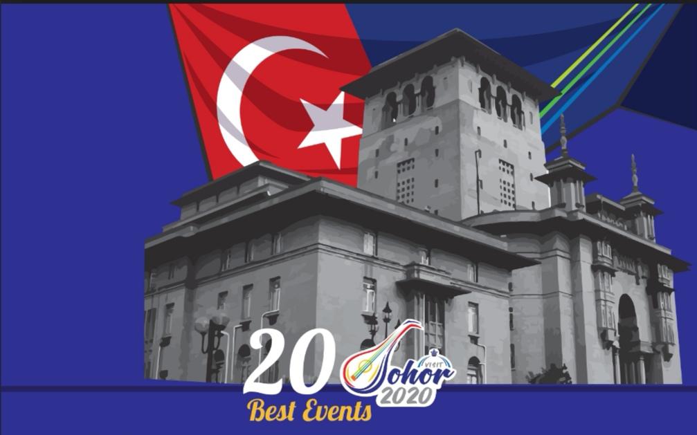 20 Acara/ Program Terbaik Sepanjang Tahun Melawat Johor 2020 – Visit Johor 2020