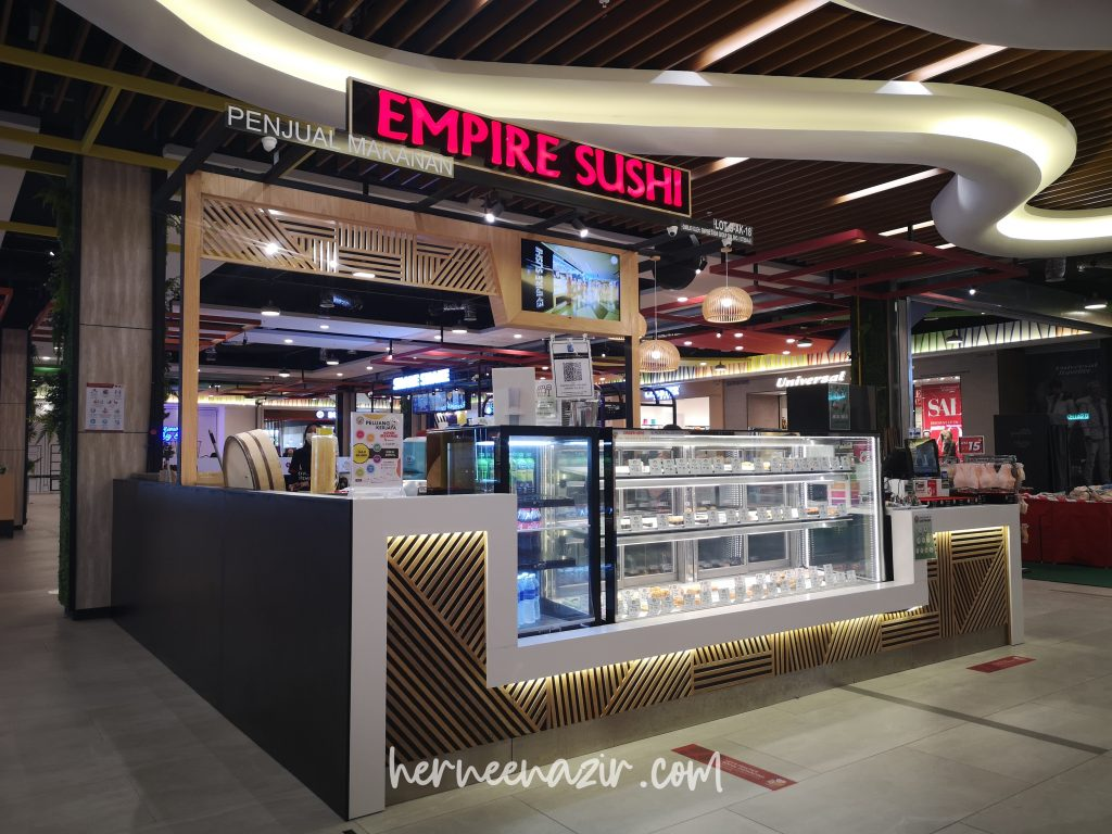 Empire Sushi Sunway Big Box