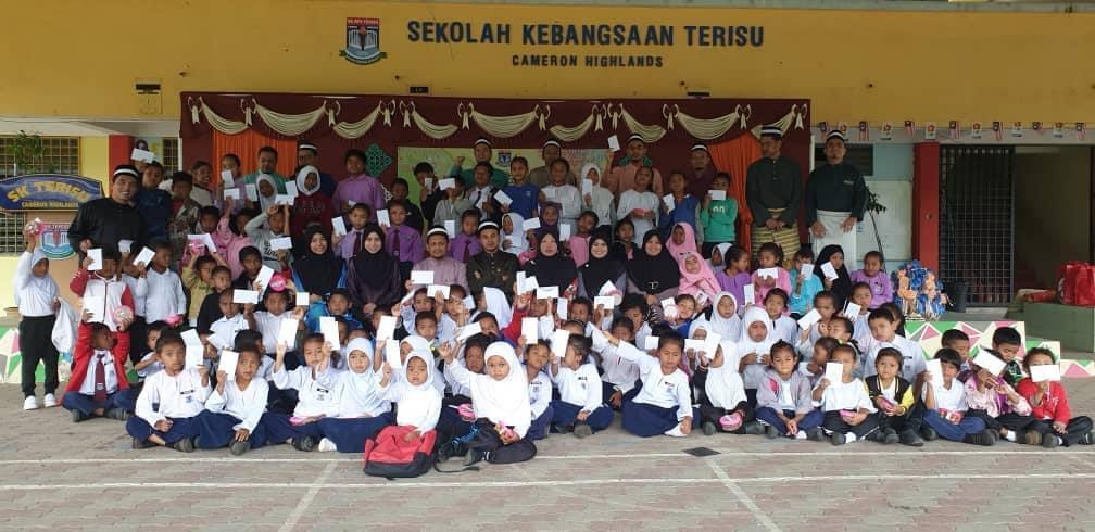SK Terisu di Cameron Highlands, Pahang