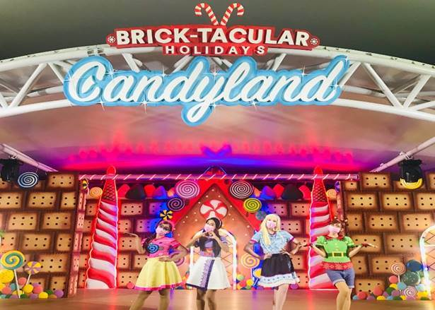 Sweeten Up Your Holiday Season at LEGOLAND® Malaysia Resort's Candyland!