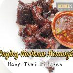 Daging Harimau Menangis Hany Thai Kitchen Memang Sedap!