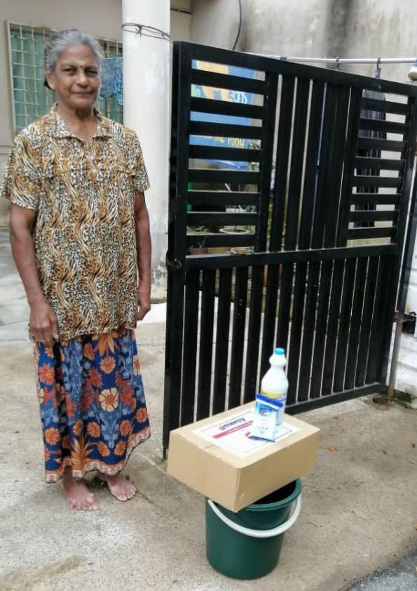 Clorox dan MERCY Malaysia Sediakan Kit Kebersihan kepada Ribuan Mangsa Banjir di Johor
